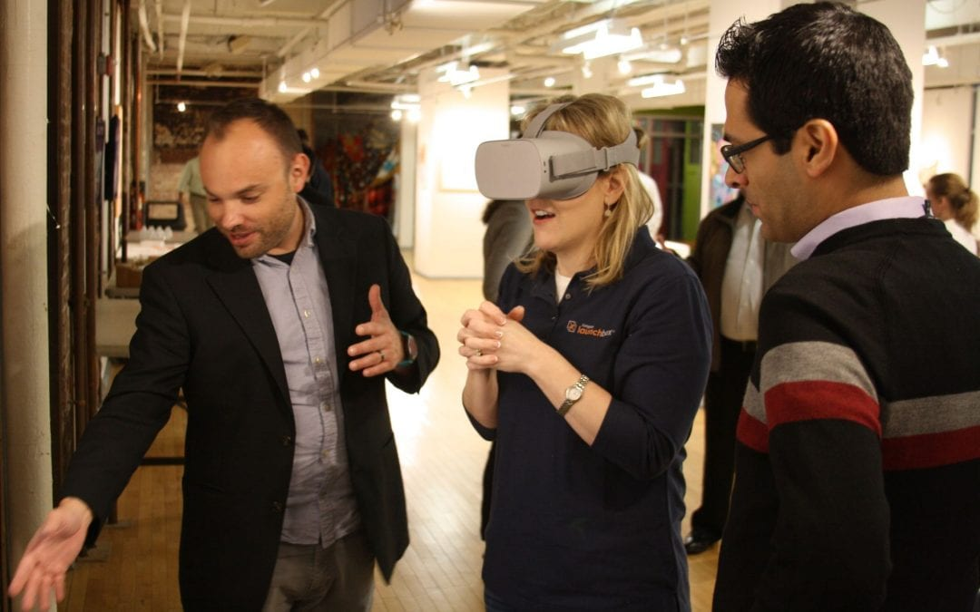 Recap: Virtual Reality, Augmented Reality and Gaming in Medicine Meetup